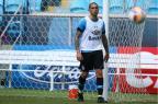 Em treino fechado, Felipão mantém mistério sobre time contra o Caxias Carlos Macedo/Agência RBS