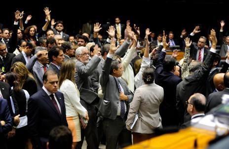 PEC da Bengala é aprovada em primeiro turno pela Câmara (Gustavo Lima/Câmara dos Deputados/)