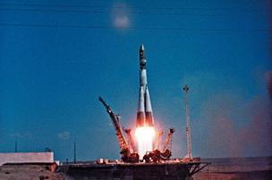 Novas conquistas espaciais estão ligadas a alianças internacionais, dizem especialistas AFP PHOTO/RIA NOVOSTI