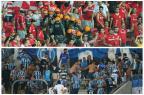Wianey Carlet: acabem com as torcidas organizadas da dupla Gre-Nal (Montagem sobre fotos de Agência RBS/)