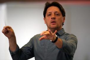Novo diretor artístico da Ospa planeja concurso para jovens compositores Tadeu Vilani/Agencia RBS
