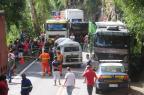 Após acidente com morte, trânsito é liberado na BR-116, em São Marcos Roni Rigon/Agência RBS/