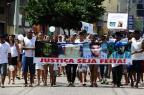 Protesto lembra vítimas de chacina e pede justiça em Alvorada  Ronaldo Bernardi/Agencia RBS