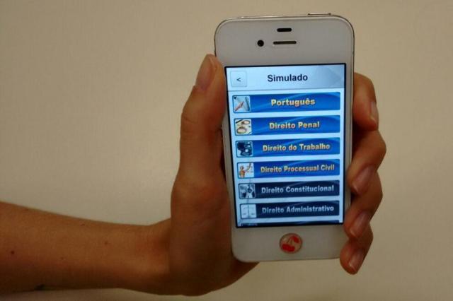 10 aplicativos que podem ajudar no estudo para concursos públicos Luã Hernandez/Agência RBS