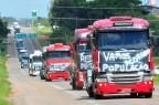 Caminhoneiros se preparam para nova negociação com o governo federal (Jean Pimentel/Agencia RBS)