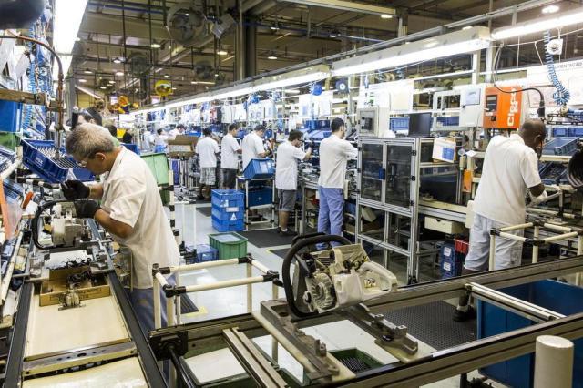 Produção industrial cresce 0,5% em setembro, aponta IBGE Mateus Bruxel/Agencia RBS