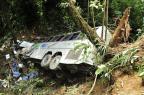 Empresa trocou de ônibus antes do acidente Salmo Duarte/Agencia RBS
