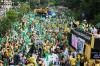 Institutos de pesquisa fazem levantamentos sobre o perfil dos manifestantes em Porto Alegre Ricardo Duarte/Agencia RBS