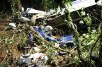 Equipes de resgate encontram corpo dentro de ônibus na Serra Dona Francisca em Joinville Salmo Duarte/Agencia RBS
