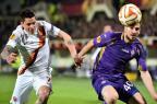 Fiorentina e Roma duelam por vaga nas oitavas; Inter de Milão a perigo Gabriel Bouys/AFP