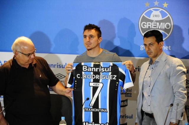 STJD deve definir nesta quinta-feira situação de Cristian Rodríguez www.cantinhojutavares.com