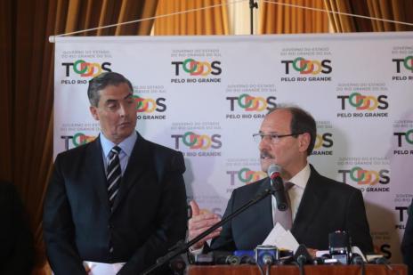 Liminar suspende bloqueio de R$ 38 milhões para pagar auditores fiscais (Ricardo duarte/Agencia RBS)