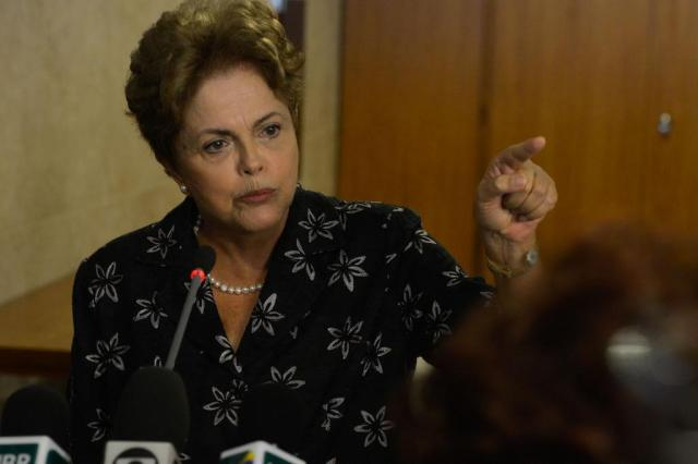 Dilma não fará pronunciamento na TV em 1º de Maio José Cruz/Agência Brasil