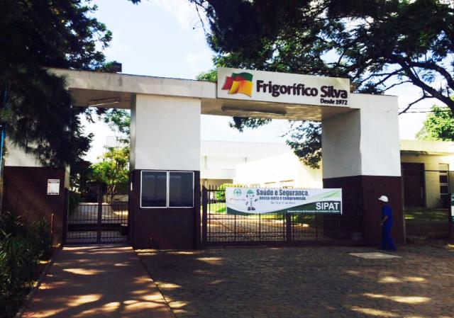 Frigorífico Silva, em Santa Maria, é interditado pelo Ministério do Trabalho Jaiana Garcia/Especial