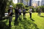 Reunião debate ações de segurança para a Praça Saturnino de Brito Ronald Mendes/Agencia RBS
