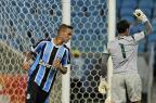 Com dois gols de Luan, Grêmio vence o São Paulo-RG na Arena Mateus Bruxel/Agencia RBS