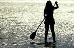 Gurias do SUP reúne mulheres praticantes de Stand Up Paddle