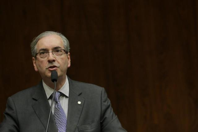Procuradoria defende que ação contra Cunha e Solange Almeida fique com Moro Tadeu Vilani/Agencia RBS