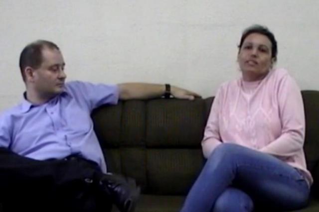Defesa de Edelvânia tenta desqualificar investigação policial sobre o Caso Bernardo Reprodução/RBS TV