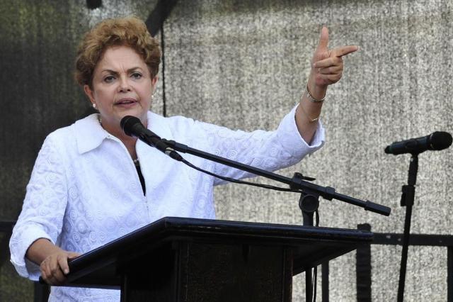 Dilma tem pior avaliação de desempenho desde que assumiu a Presidência Fernando Gomes/Agencia RBS