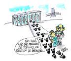 Marco Aurélio: doutor Lula, não são pegadas de coelho marco aurélio/Agencia RBS