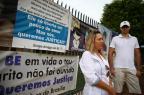 Paranaenses participam de homenagem a Bernardo em Três Passos Felix Zucco/Agência RBS