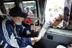 Fidel reaparece em público pela segunda vez após 14 meses de reclusão AFP/www.cubadebate.cu
