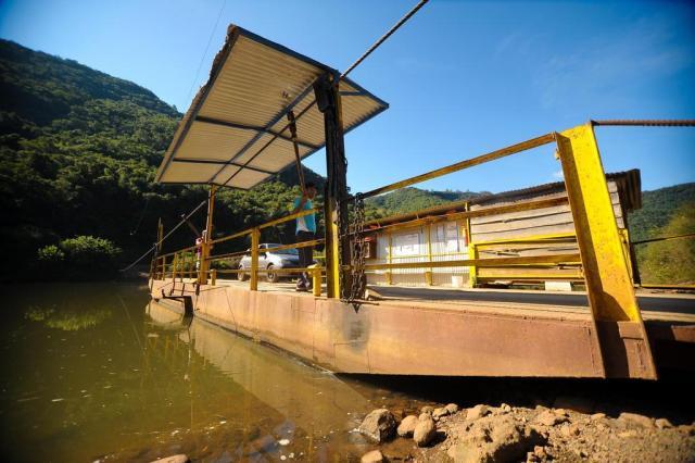 Municípios da Serra buscam recursos federais para construção de ponte sobre o Rio da Antas Diogo Sallaberry/Agencia RBS