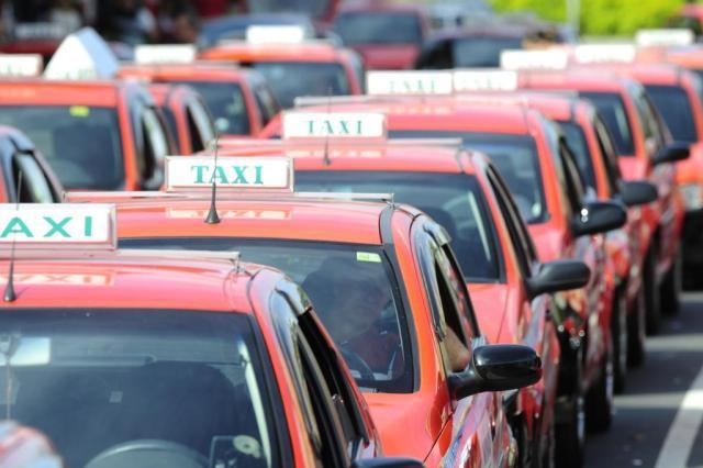 Para concorrer com o Uber, Sindicato dos Taxistas lança app que permite avaliar serviço Ronaldo Bernardi/Agencia RBS