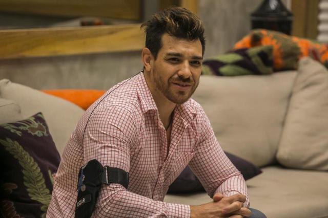 Com 65% dos votos, Cézar Lima é o campeão do BBB divulgação/TV Globo