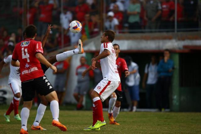 Inter e Brasil-Pel empatam em Rio Grande, e decisão fica para o Beira-Rio Carlos Macedo/Agencia RBS