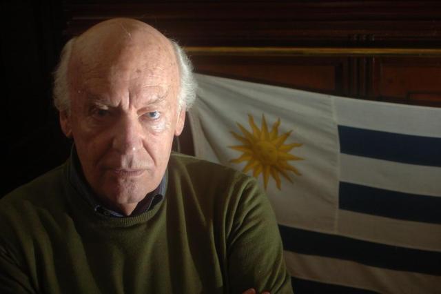 Morre, aos 74 anos, o escritor uruguaio Eduardo Galeano Nauro Júnior/Agencia RBS
