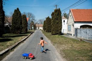 Você pode alugar uma vila inteira na Hungria nas suas férias Akos Stiller/The New York Times