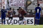 Cruzeiro perde para o Huracán e adia classificação JUAN MABROMATA/AFP