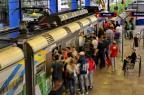 Justiça determina funcionamento de 100% dos trens nos horários de pico Adriana Franciosi/Agencia RBS