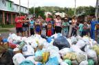 São Leopoldo volta a ter coleta de lixo Félix Zucco/Agencia RBS