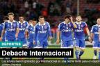 """""""Desastre Internacional"""": imprensa chilena repercute goleada do Inter Reprodução/Reprodução"""