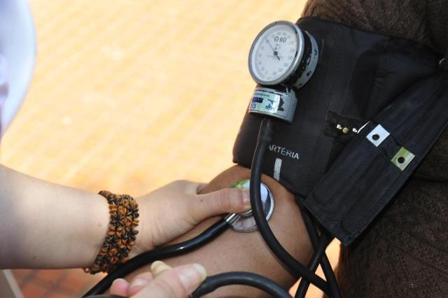 A hipertensão atinge um entre quatro brasileiros  Roni Rigon/Agencia RBS