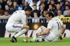 Real Madrid vence o Málaga, mas perde dois jogadores machucados GERARD JULIEN / AFP/