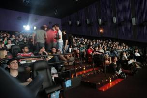 Final de competição de videogame lota cinema em Porto Alegre e em outras 17 cidades tade/Agencia RBS