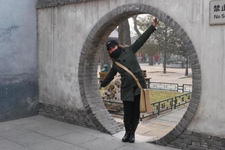 """""""São experiências fantásticas"""", diz jornalista gaúcha que lançou guia sobre a China (Alma Soto/Arquivo Pessoal)"""