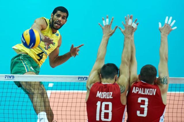 Vôlei lidera procura por ingressos para Olimpíada no Brasil e no RS  FIVB/Divulgação