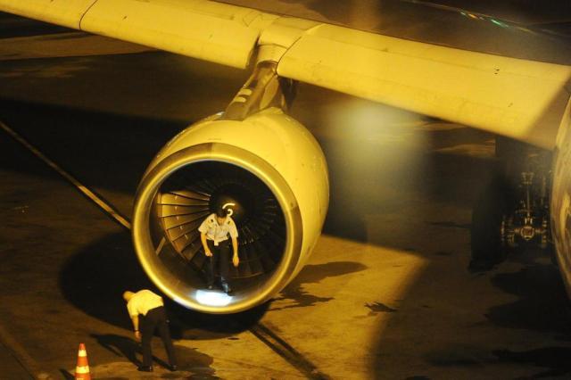 Voo da TAP tem problemas na decolagem no Salgado Filho Marcelo Oliveira/Agencia RBS
