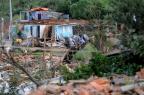 Morre menino vítima do tornado em Xanxerê, no Oeste do Estado Sirli Freitas/especial