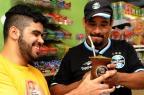 Chimarrão favorece as amizades e faz bem para a saúde Luiz Armando Vaz/Agencia RBS