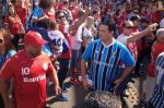 Unidos pela mesma paixão: o futebol