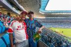 VÍDEO: Sarará e Baiano realizam sonho e assistem ao Gre-Nal na Arena Omar Freitas/Agencia RBS