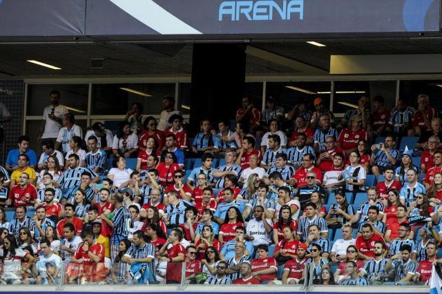 Grêmio disponibiliza 3,5 mil ingressos à torcida colorada para o Gre-Nal 411 Mateus Bruxel/Agencia RBS