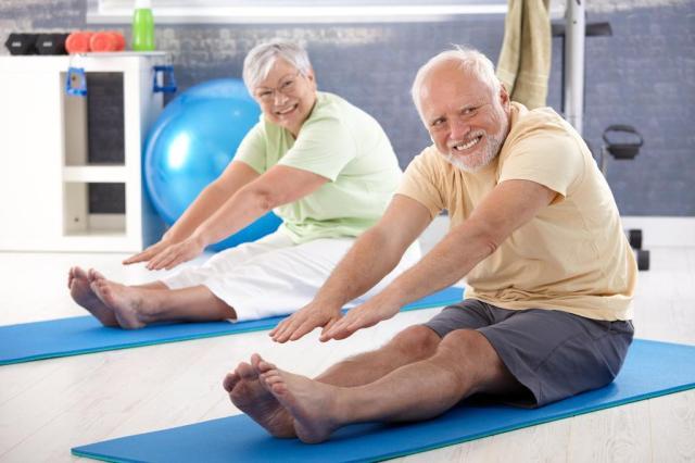 Atividade física pode ajudar a saúde mental de idosos StockLite/Shutterstock