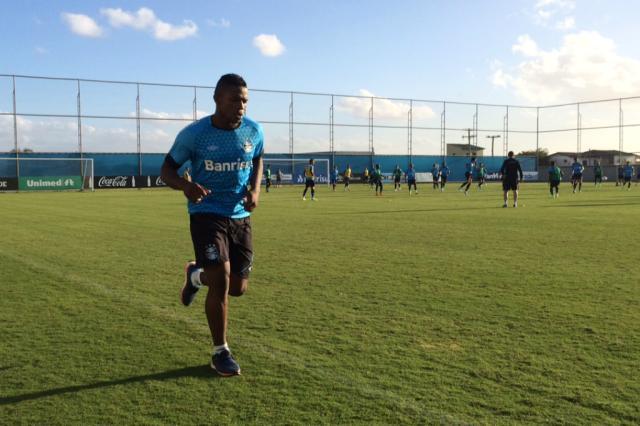 Guerrinha: Mamute foi desconvocado da seleção sub-20 por indisciplina Marco Souza/Agência RBS